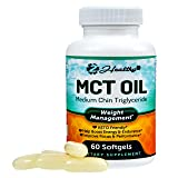Pure Keto MCT Oil Softgels: Coconut Oil Softgel