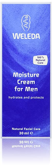 Weleda Moisture Cream for Men, 1 Ounce