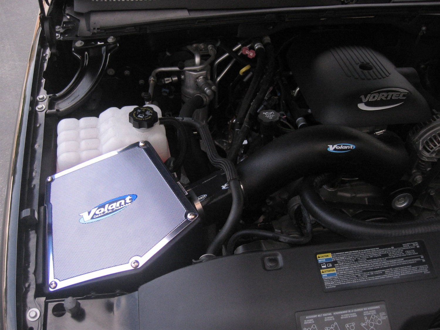 Volant 151536 PowerCore Cool Air Intake by Volant (Image #2)