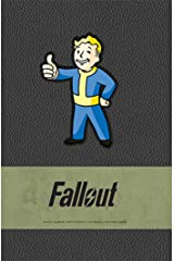 Fallout Hardcover Ruled Journal (Insights Journals) Stationery