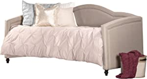 Hillsdale Furniture Daybed, Twin, Dove Gray
