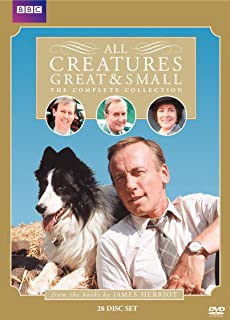 Amazon com: All Creatures Great and Small: Lisa Harrow, Anthony