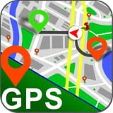 free apps gps - GPS Route Finder - Maps, Directions & Navigation