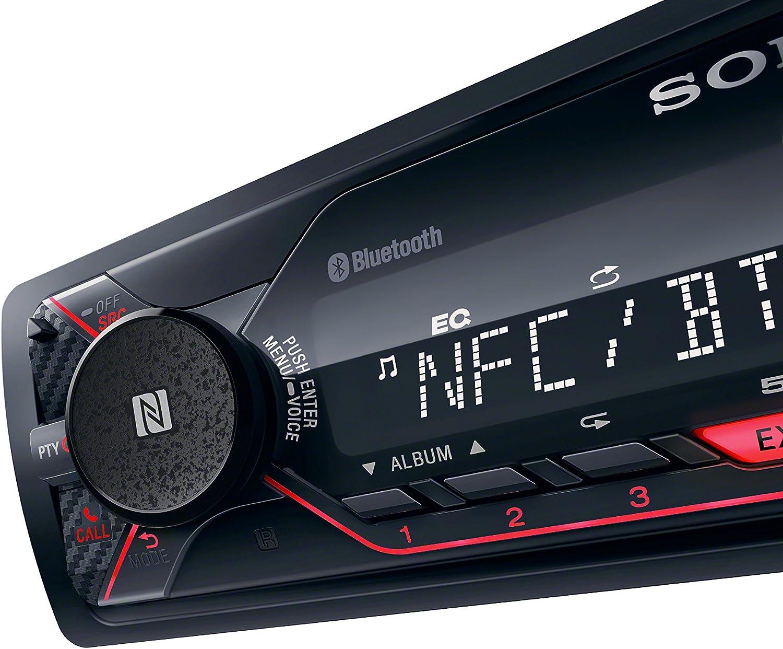 Sony Mp3 Car Radio Wirh Bluetooth Nfc Navigation Car Hifi