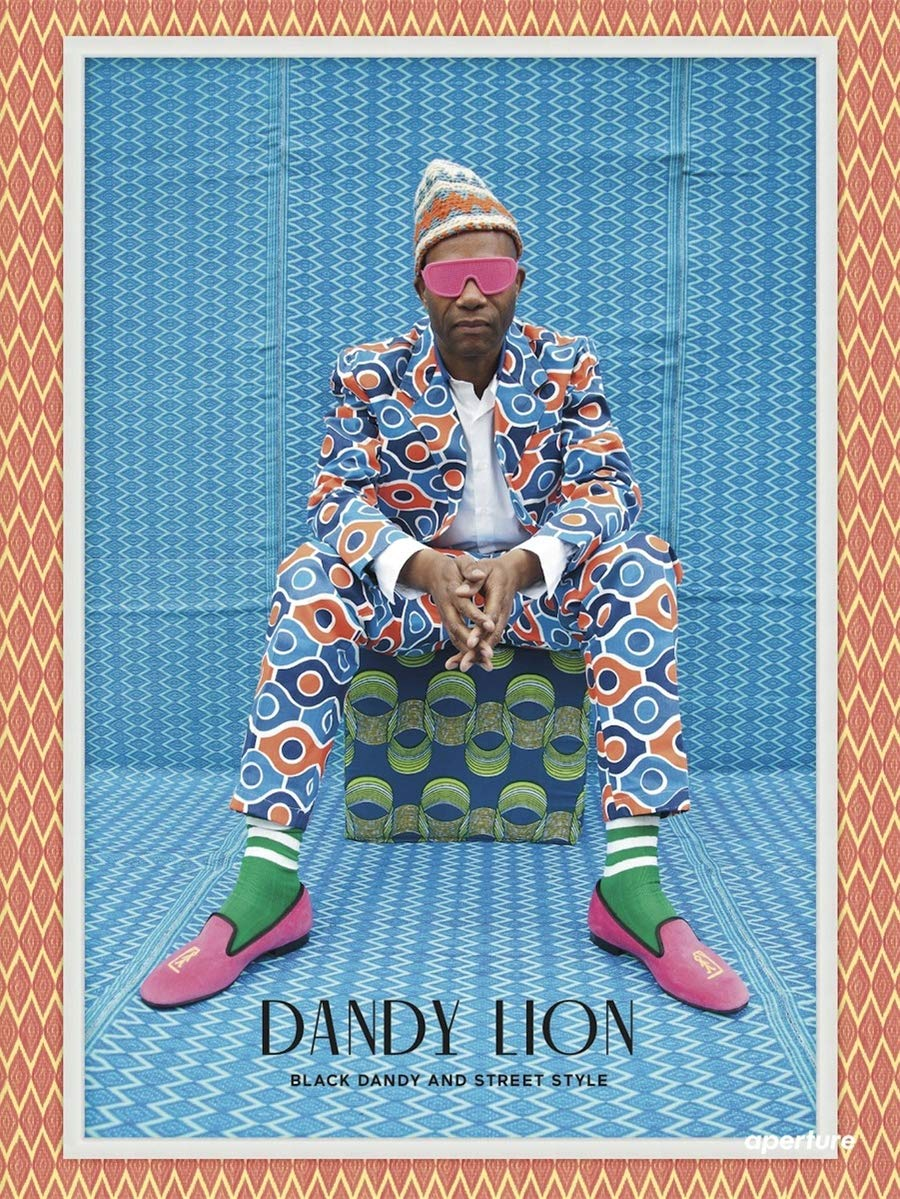 Dandy Lion The Black Dandy And Street Style Lewis Shantrelle P 9781597113892 Amazon Com Books
