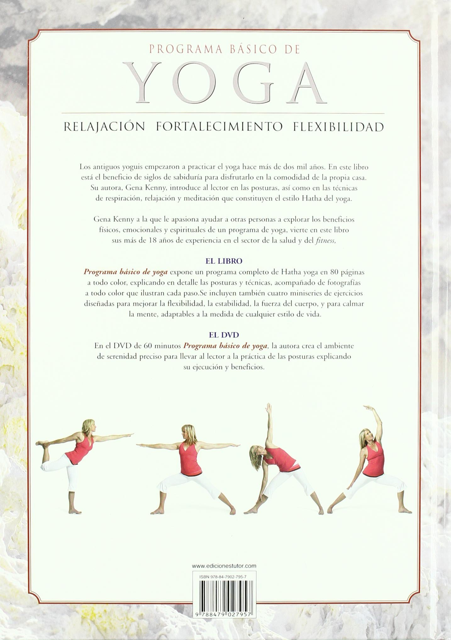 PROGRAMA BASICO DE YOGA - CON DVD (Spanish Edition): KENNY ...