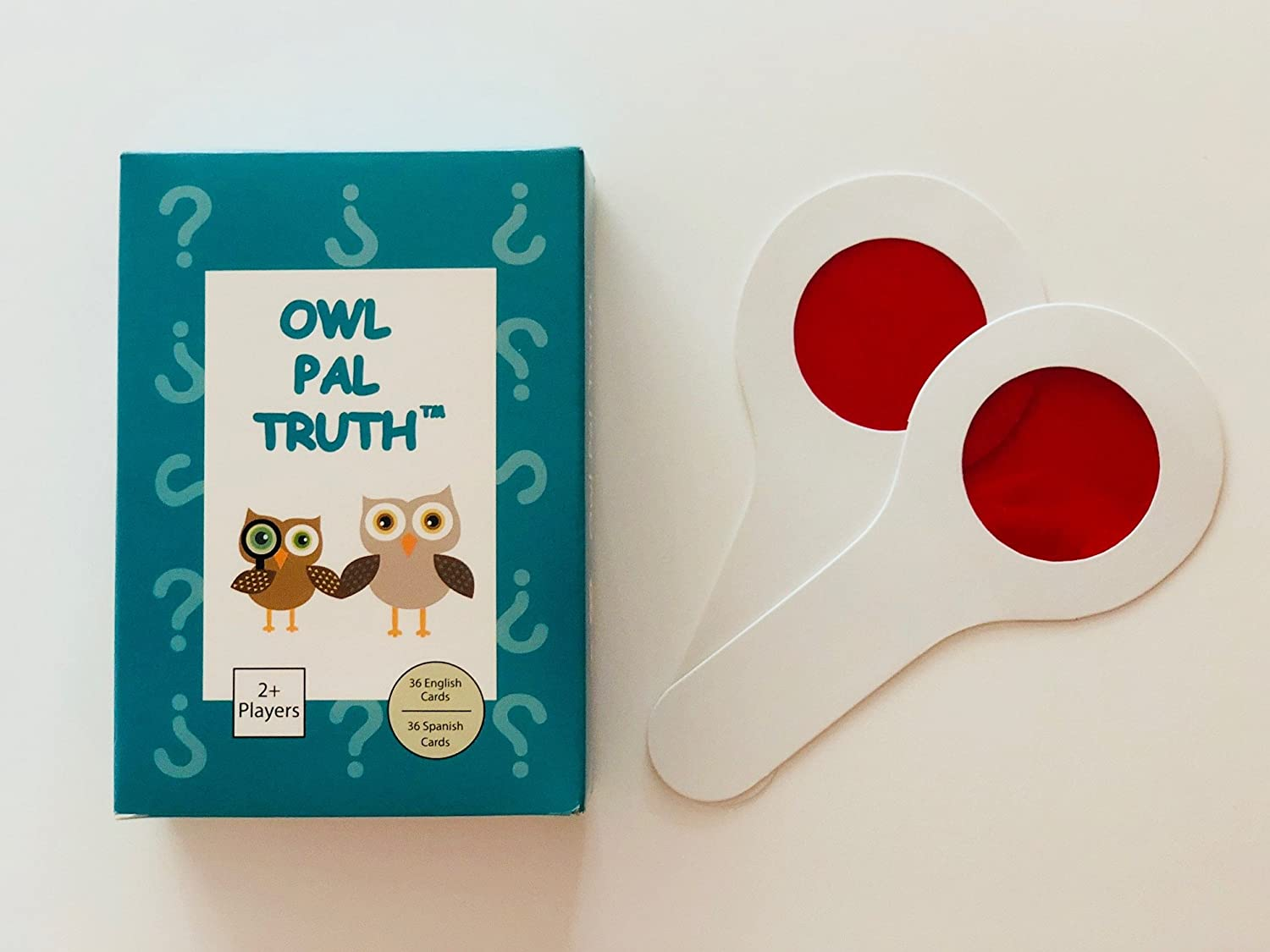Amazon.com: Owl Pal Truth: Therapeutic Card Game for Abused Children ...
