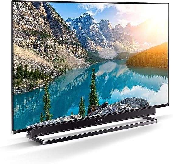 METZ Blue MUB8001 - Televisor UHD 4K (Android 9.0, sintonizador triple, Netflix, vídeo, YouTube, HDMI, CI-Slot, USB, audio digital): Amazon.es: Electrónica