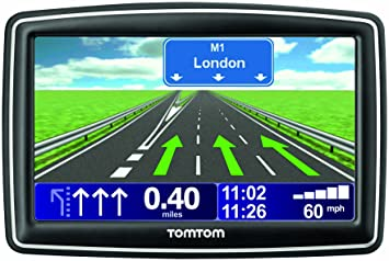 "TomTom XXL Classic Western Europe - GPS para coches (5.0"""", mapas"