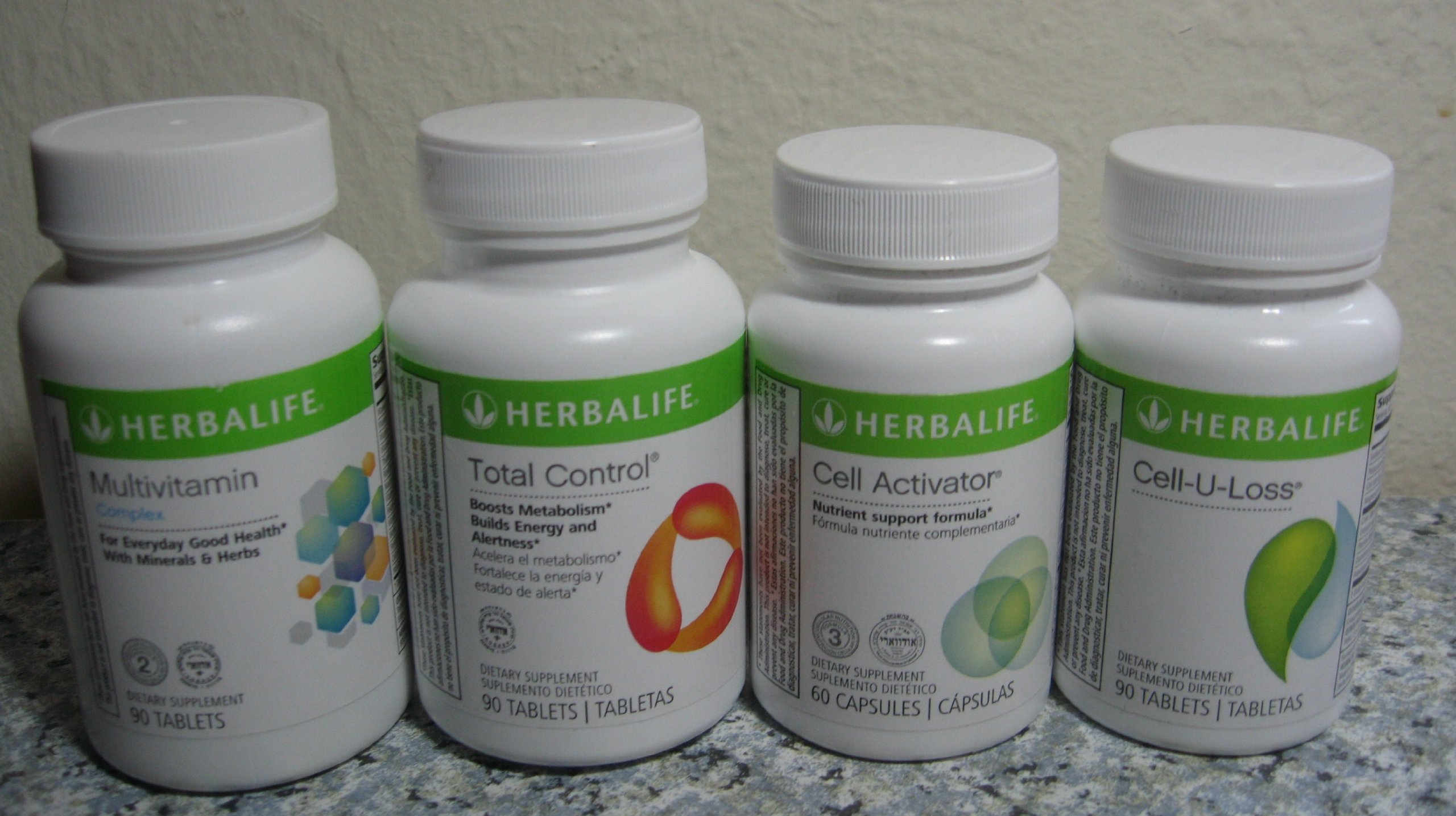 Herbalife Multivitamin Combo All New