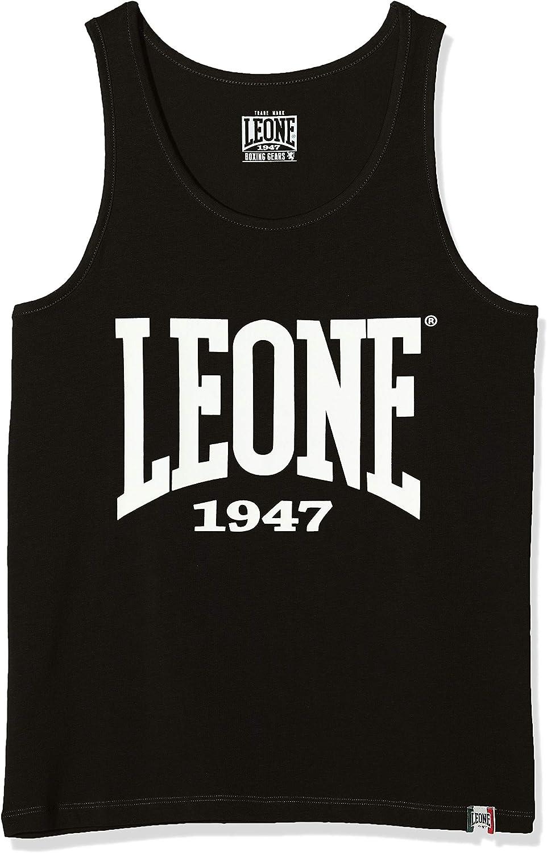 LEONE 1947 APPAREL Never out Stock Smanicato Uomo