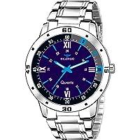 BEARDO Sports Design Adjustable Length Blue Dial Analog Watch