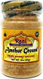 Rani Amchur (Mango) Ground Powder Spice 3oz (85g) ~ All Natural, Indian Origin | No Color | Gluten Free Ingredients…