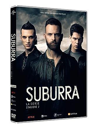 Suburra Seconda Stagione (2019) 3XDVD9 Copia 1:1 Ita Sub TRL