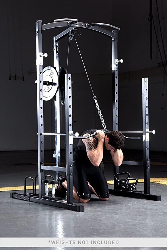 Amazon.com : marcy home gym cage system workout station for