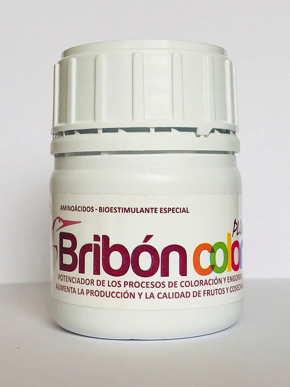 BRIBON stc. ® 100 ml. Nano Concentrado (10.000 m2). Potente Bioestimulante Nutricional Orgánico alta tecnología. Activador vegetativo. Mejora Calidad y Producción Cultivos/Flores/Plantas