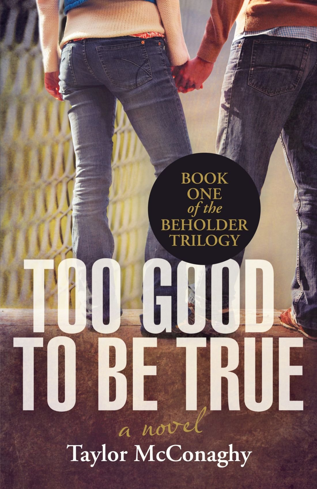Download Too Good To Be True: Book One Of The Beholder Trilogy PDF