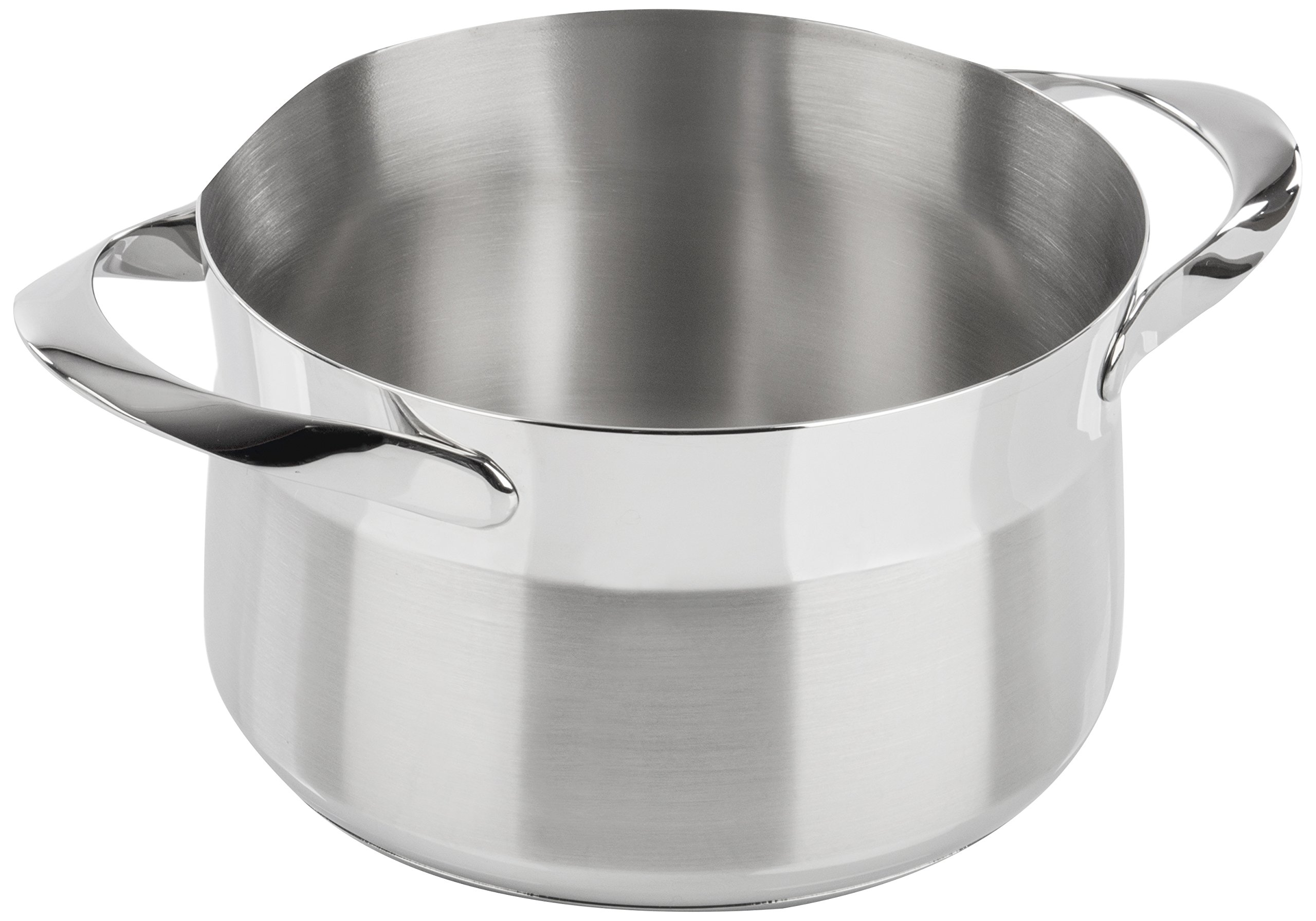 Barazzoni My Lady casserole stainless steel (24)
