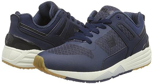 Filacleveland - Chaussures Homme, Bleu, Taille 47 Eu