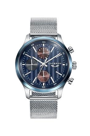 2d9ca4ef6e1f Reloj Viceroy Hombre 471103-37 Antonio Banderas  Amazon.es  Relojes