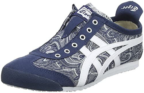 fddf798ba2fff Amazon.com | ASICS Women's Mexico 66 Slip-on Trainers | Loafers ...