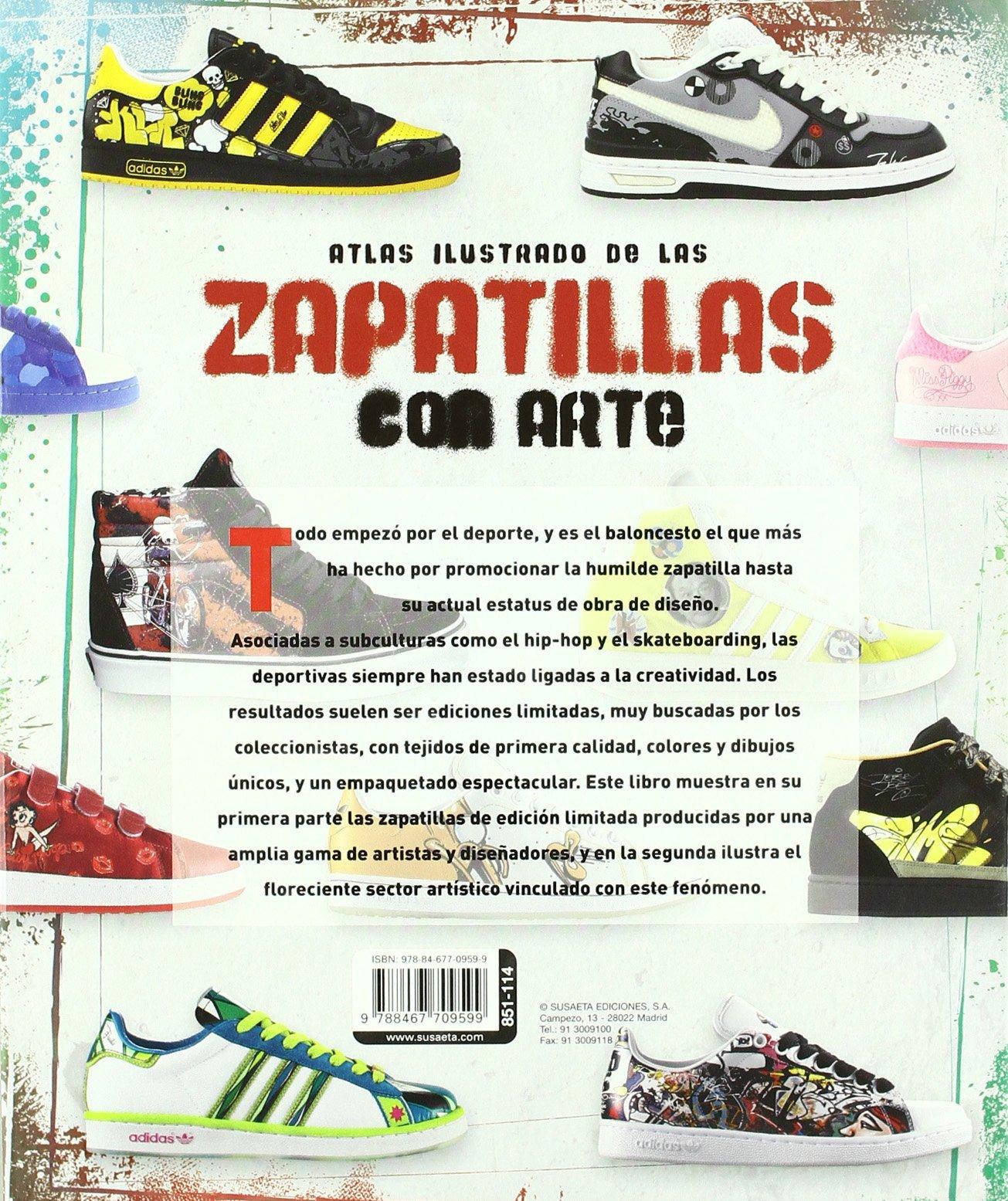 Zapatillas de arte: Equipo de Redacción de Susaeta: 9788467709599: Amazon.com: Books