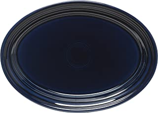 product image for Fiesta 9-5/8-Inch Oval Platter, Cobalt
