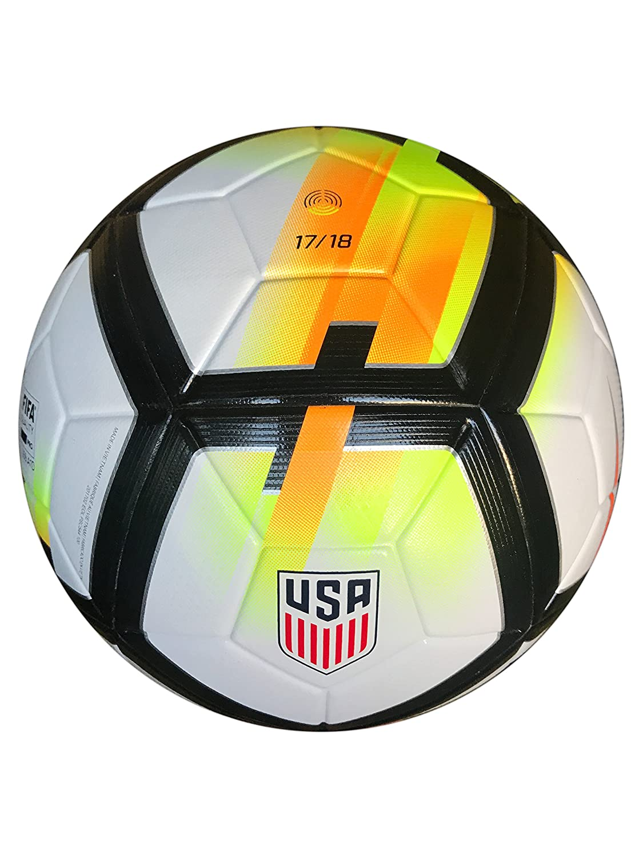 Nike Ordem V USAサッカーチームOfficial Match Ball (5 ) B076G2VJZG