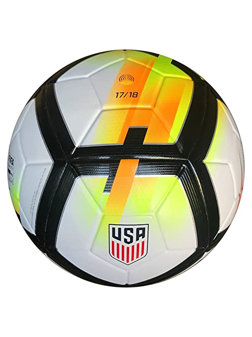 Nike Ordem V USA Equipo de fútbol Official Match Ball (5): Amazon ...