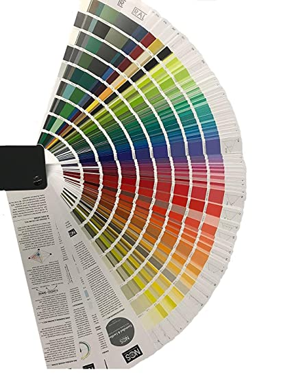 Carpeta colores Sigma colour sistem c21.3 ""