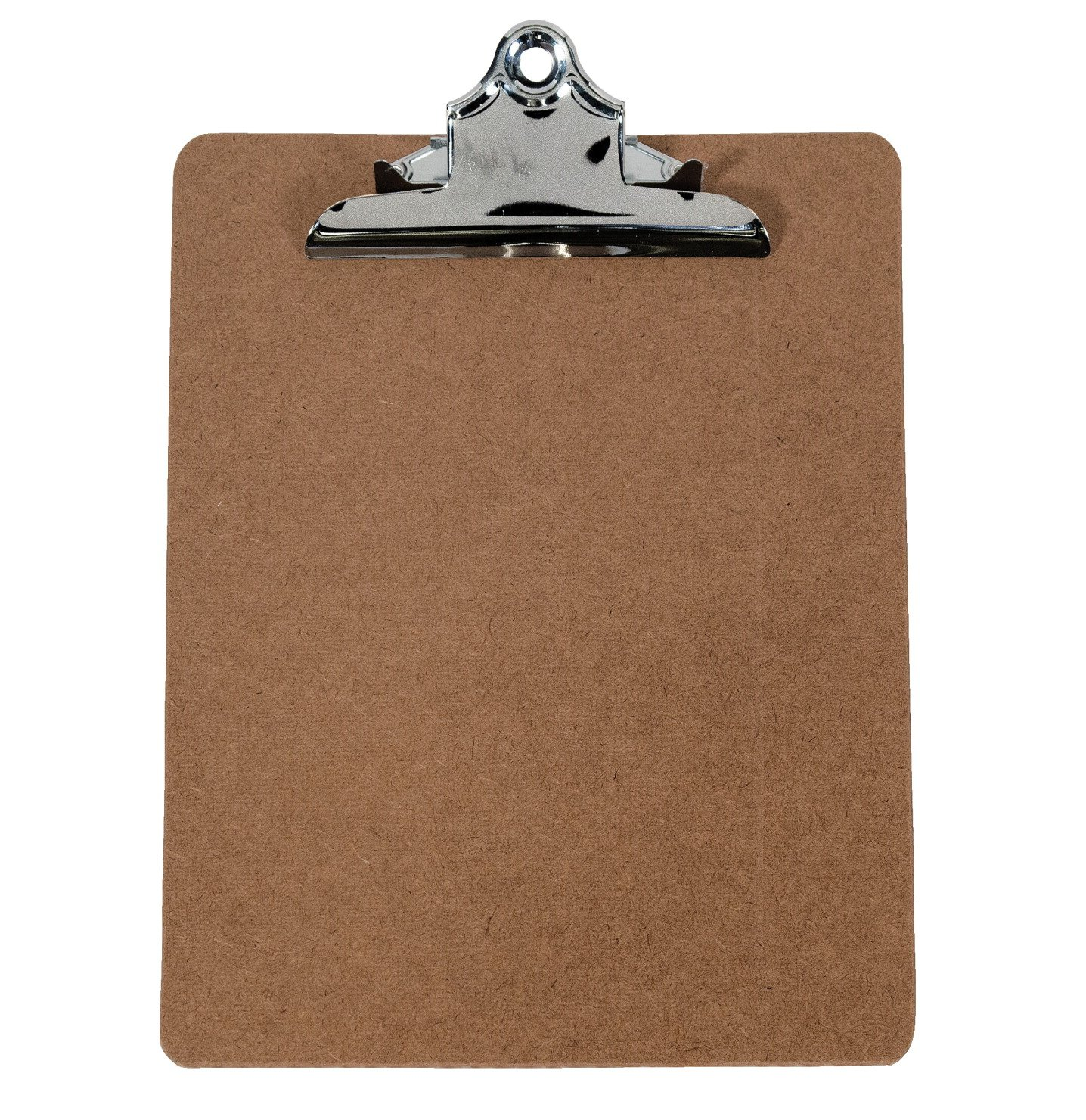 School Smart Clip Board - Legal Size - 9 x 15 1/2 inches