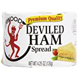 Underwood Deviled Ham Spread, 4.25 oz (Pack of 1)