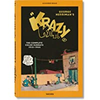 "George Herriman's ""Krazy Kat"". The Complete Color Sundays 1935–1944"