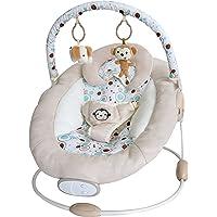 Bebe Style Silla mecedora de lujo Hamaca Bebé Superior ComfiPlus – Mecedora Bebé Flotante Música y Vibración