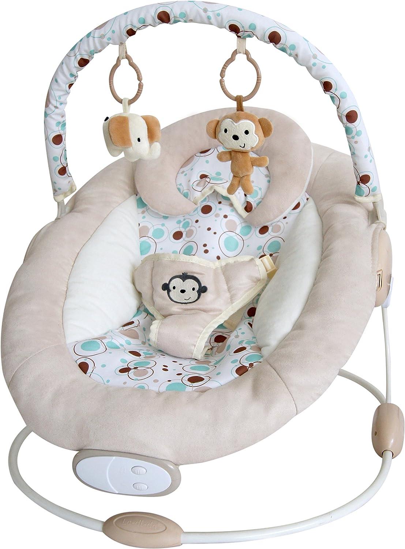 Bebe Style Comfiplus Floating Baby Cradle Bouncer BNCR-EC5021Dots