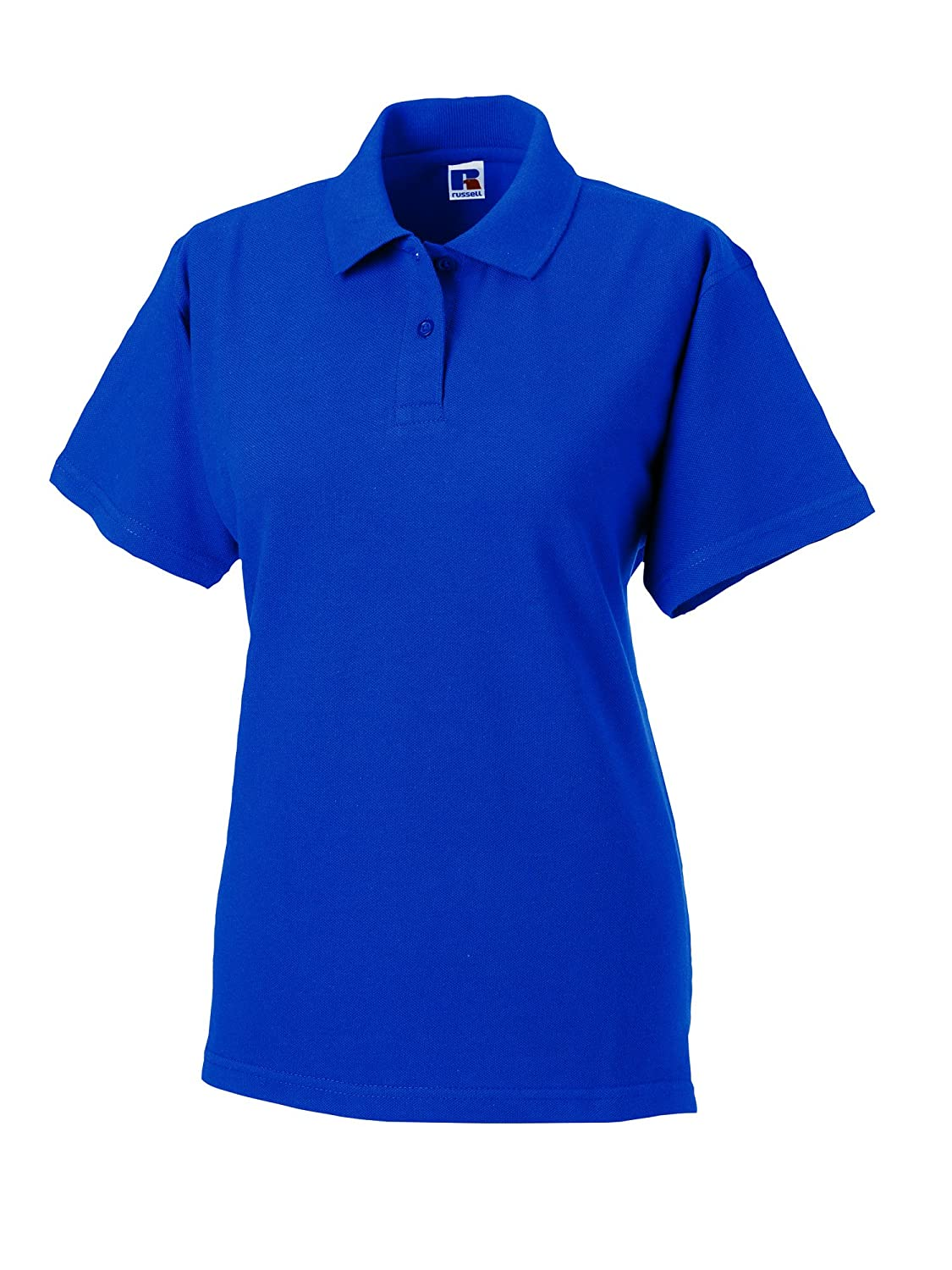 Jerzees Ladies Fitted Cotton Polo Shirt 569F