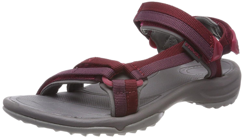 Teva Women's W Terra Fi Lite Sandal B073S79462 10 B(M) US|Rhubarb