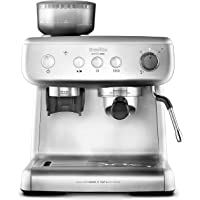 Breville VCF126X Barista Max Koffiemachine, Roestvrij Staal