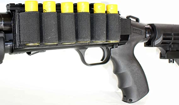 Trinity Shell Holder for mossberg Maverick 88 20ga Ammo Holder Ammo Carrier 6 Shell Carrier Hunting Tactical slug Holder Ammo Pouch.