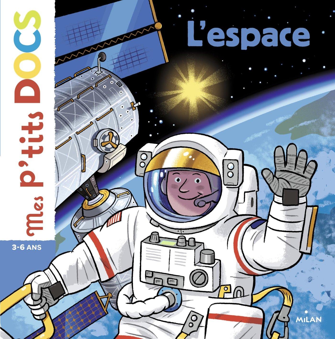L'espace Relié – 4 juillet 2018 Stéphanie Ledu Didier Balicevic L' espace Editions Milan