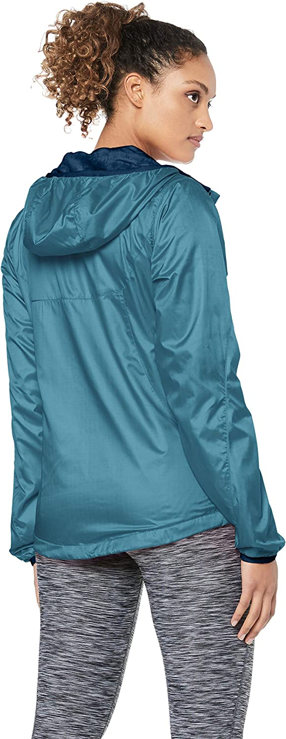 The North Face Damen Pitaya 2 Hoodie Storm Blue / Blue Wing Blaugrün