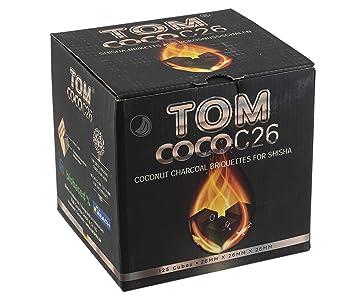 Tom Cococha Coco Carbón C26 2 kg