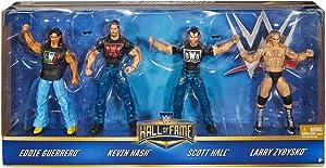 WWE Mattel Elite Collection Hall Of Fame WCW Nitro Notables Figures Box Set