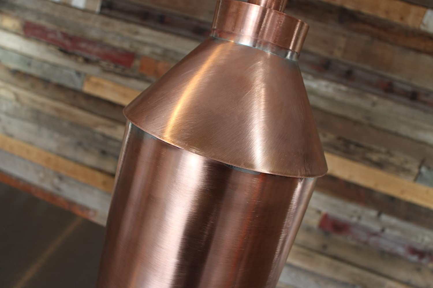 Clawhammer Supply 5 Gallon Copper Moonshine DIY Still Kit  Made in the USA
