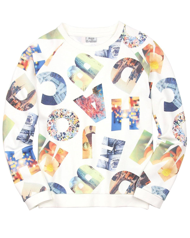 Mayoral Junior Girl's Printed Sweatshirt, Sizes 8-18