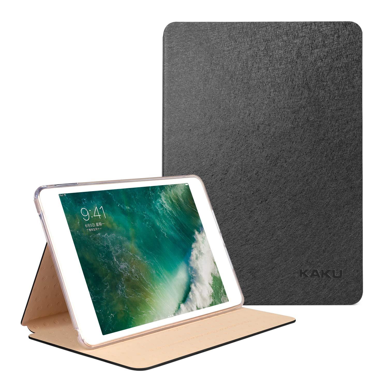【保障できる】 Jokade Case For Silk Ipad 2018 6th/ 9.7 Pro 2017 5th Gen iPad Pro 9.7/ air2/ Air、保護ハードPCバックとソフトTPUエッジカバー、スリムライトスマートフォリオスタンド自動スリープ/スリープ解除機能付き、kakuシリーズ ブラック KQXLGSW56789-001black Silk Black B07F14WY47, アットキレイ:8fa08433 --- a0267596.xsph.ru