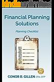 Financial Planning Solutions: Planning Checklist