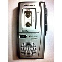 Micro-46 VOX Microcassette Recorder