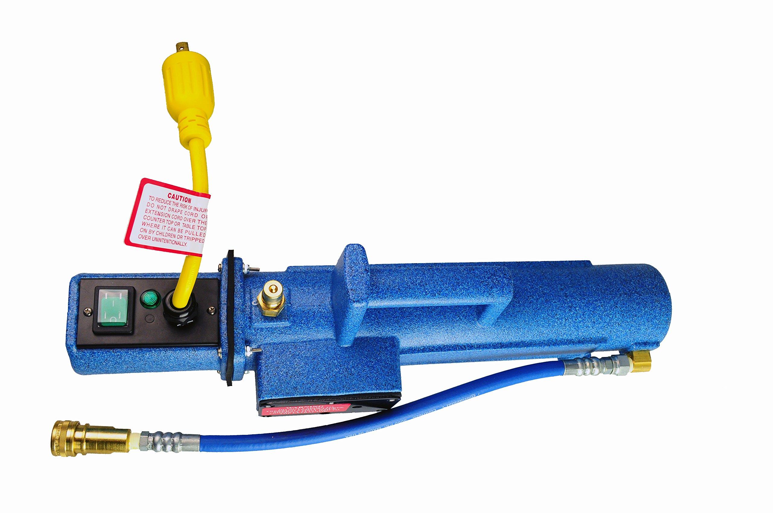 EDIC Heat 'N Run External Heater System