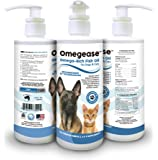 100% Pure Omega 3, 6 & 9 Fish Oil for Dogs and Cats